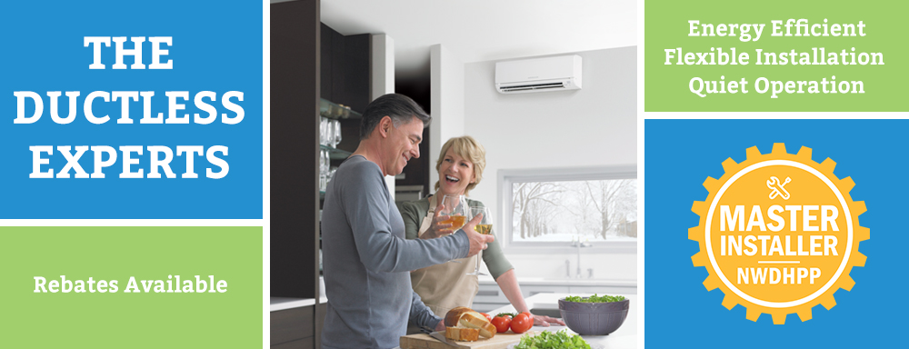 Your Ductless Experts