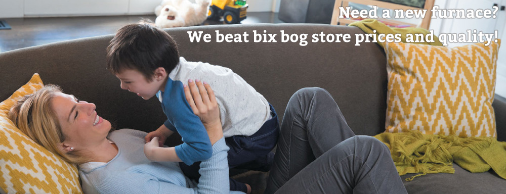 We beat Big Box Stores!