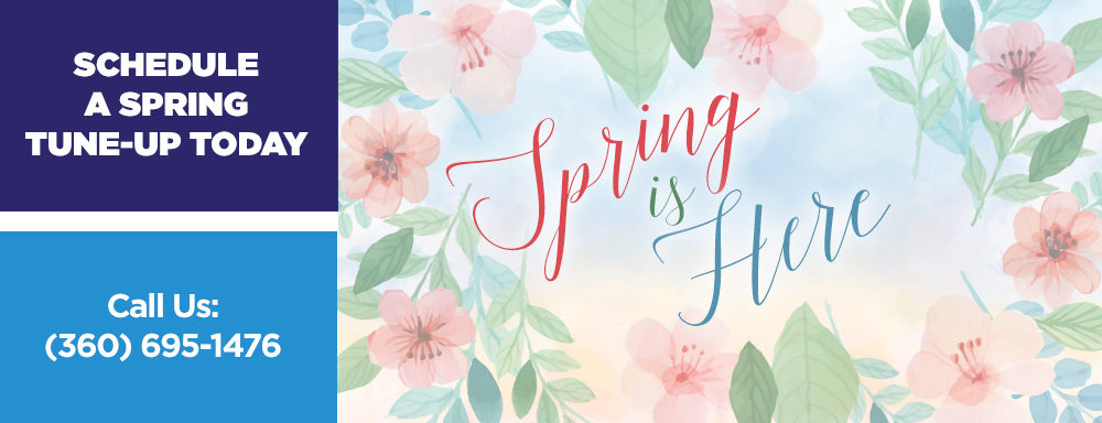 Spring HVAC Maintenance