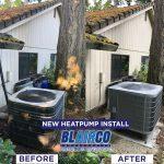 vancouver heatpump install