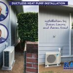 blairco heating ductless system