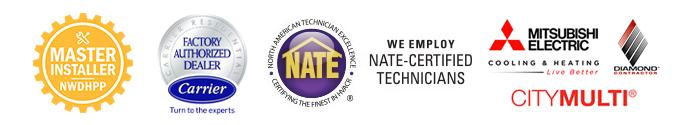 Certified HVAC Contractor