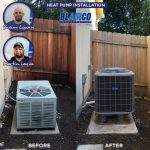 New Heat Pump Installation
