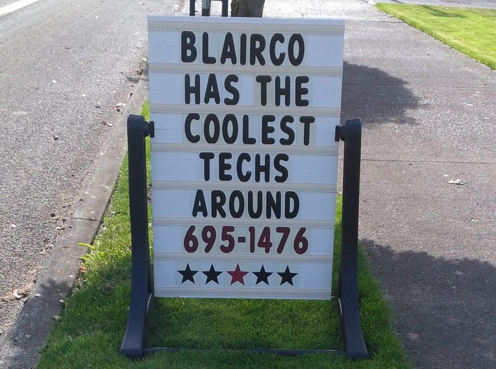 Blairco Heating & Cooling