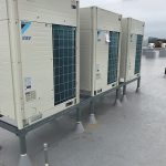 Block 8 RiverWest Commercial HVAC Installation