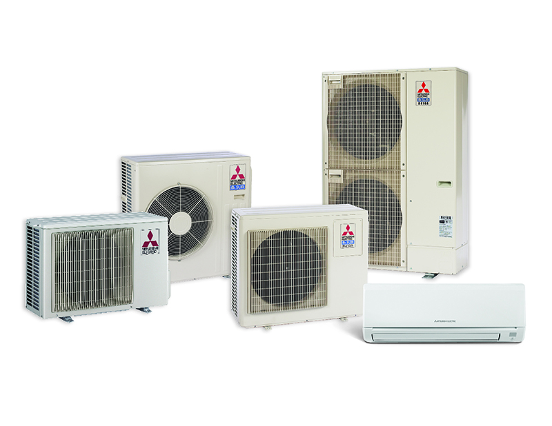 ductless products