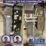 Electric HVAC to Gas Conversion
