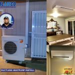 Ductless Heatpump Installation
