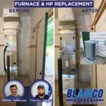 Furnace & Heat Pump Replacement