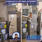 Furnace & Heat Pump Replacement